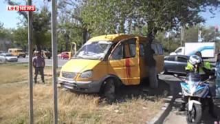 Водитель маршрутки в Волжском умер прямо за рулём