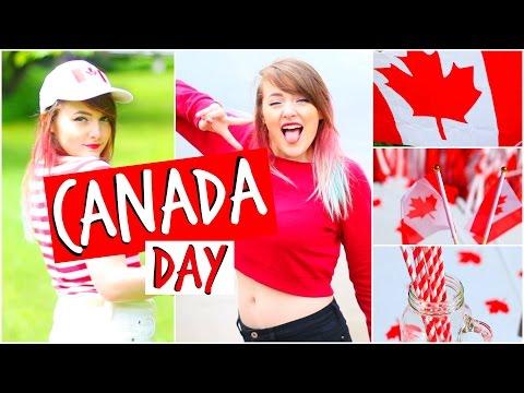 DIY: CANADA DAY Decor, Treats + Outfit Ideas!