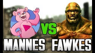 FALLOUT 3 - MANNES VERSUS FAWKES