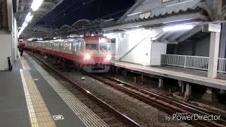西武247F赤電色・多摩湖線萩山駅発車②