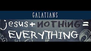 Galatians 2 v11-21