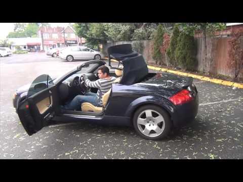Audi Tt Roadster 2004 For