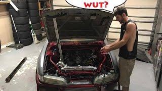 Big Turbo LS1 240sx?  No way!  Episode 3