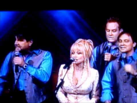 Dolly Parton - Singing Acapella Medley Live!