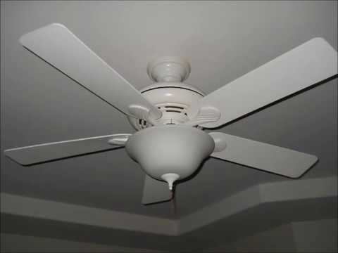 Hunter Royal Palm/Seville and Berkeley ceiling fans