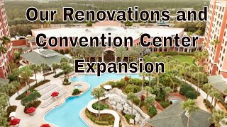 Caribe Royale Orlando Announces $125 Million Phased Renovation and Convention Space Expansion
