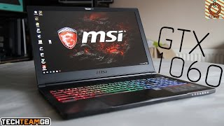 MSI GS63VR Laptop Review