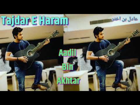 Best Version of Tajdar-e-haram   Aadil Bin Akhtar  