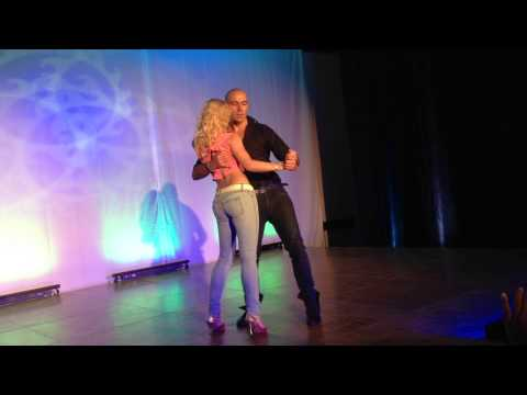 IVO VIEIRA & MARIA IVANOVA Kizomba Performance Orlando 2013