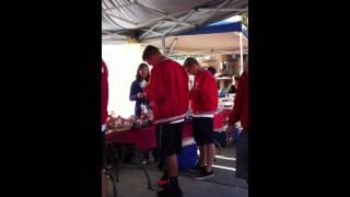 Burlingame High School Hand and Chor