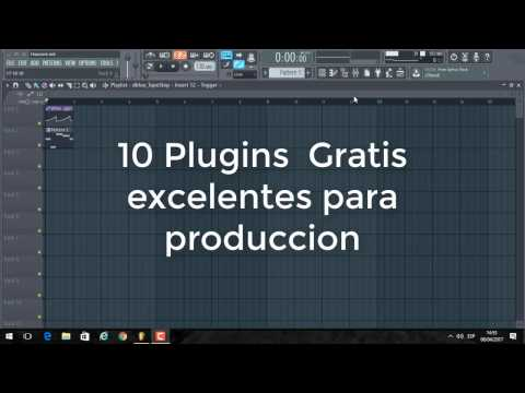 10 excelentes plugins gratis para producción musical | Cualquier programa
