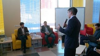 Развитие технологического предпринимательства