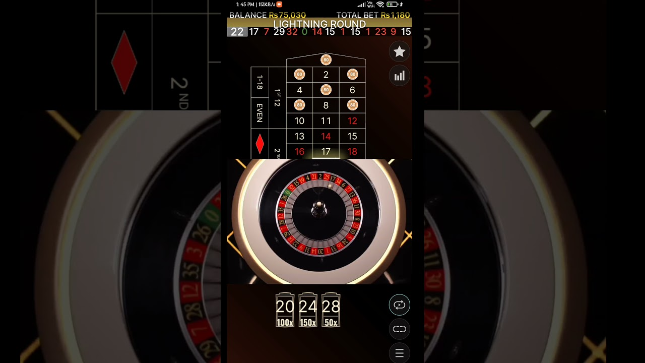 Download DAY 15/30 1.32 L WIN in a single game @roulette professional