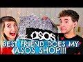 BEST FRIEND DOES MY ASOS SHOP