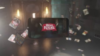 Hero Realms App Trailer