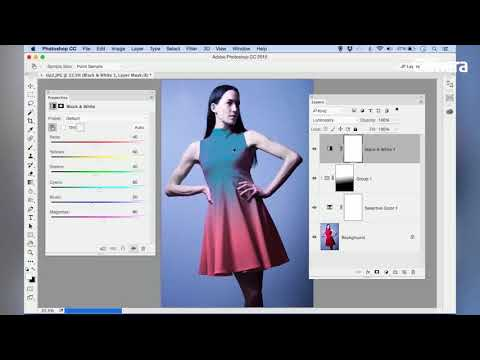 Jak podmienić kolory w Photoshopie
