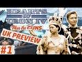 Hearts of Iron 4   Man the Guns   UK Focus Tree   Part 1