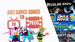 Baixar JUST DANCE SONGS IN TV SHOWS AND MOVIES!