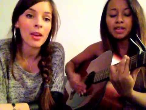 Heat of the moment- Drake | cover by Angèle et Marie ange