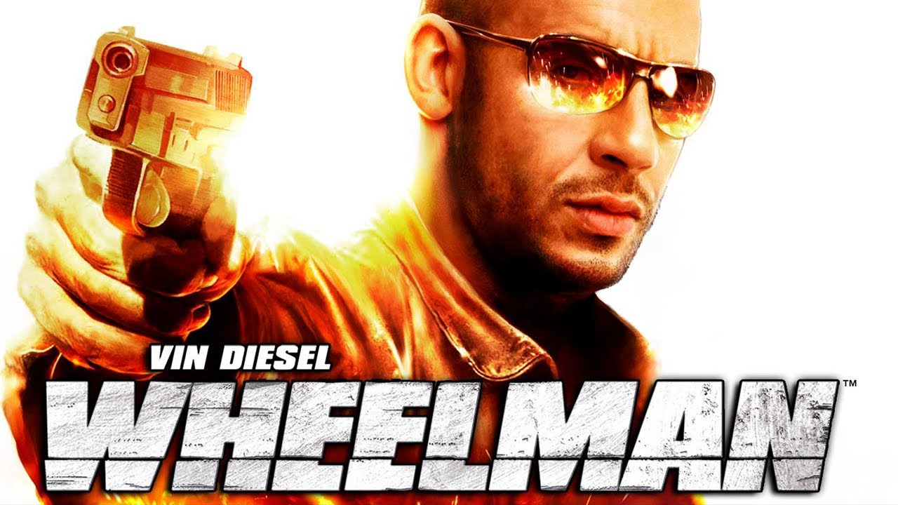 wheelman vin diesel as guy who drives car youtube. Black Bedroom Furniture Sets. Home Design Ideas