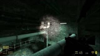 Half-Life 2 Walkthrough: Chapter 3 - Route Kanal {Part 2} [Hard Mode] (1080p)