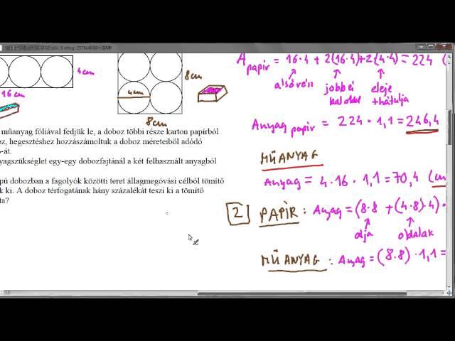 14. Feladat - Térgeometria