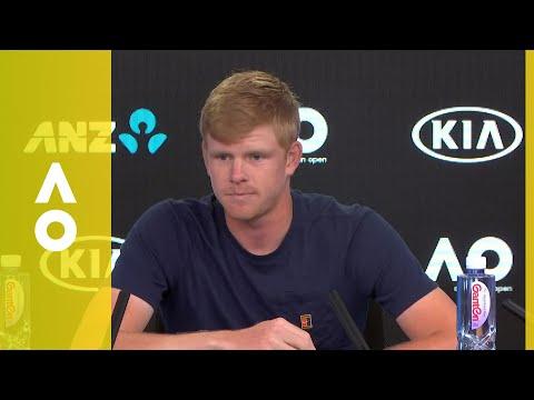 Kyle Edmund press conference (4R) | Australian Open 2018