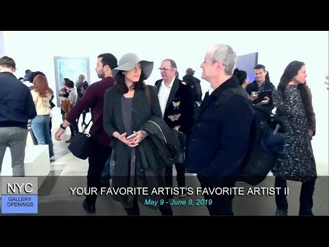 Popular Videos - NYC GALLERY OPENINGS & Joshua Liner Gallery