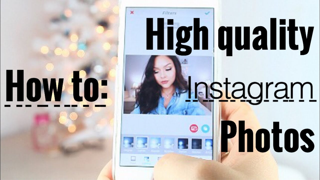How to take Professional Looking photos for Instagram  Tips  Favorite Apps Gabybaggg  YouTube