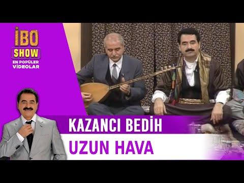 Kazancı Bedih Uzun Hava & İbrahim Tatlıses Rakı İçtim Şarap İçtim - Urfa Sıra Gecesi (1995)
