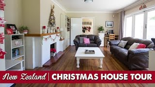 A New Zealand Christmas House Tour | A Thousand Words