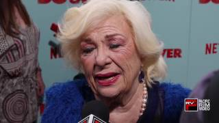 Renee Taylor talks playing Adam Sandlers mom in The Do Over