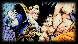 Dragon Ball Z - Vegeta Tribute HD 2015