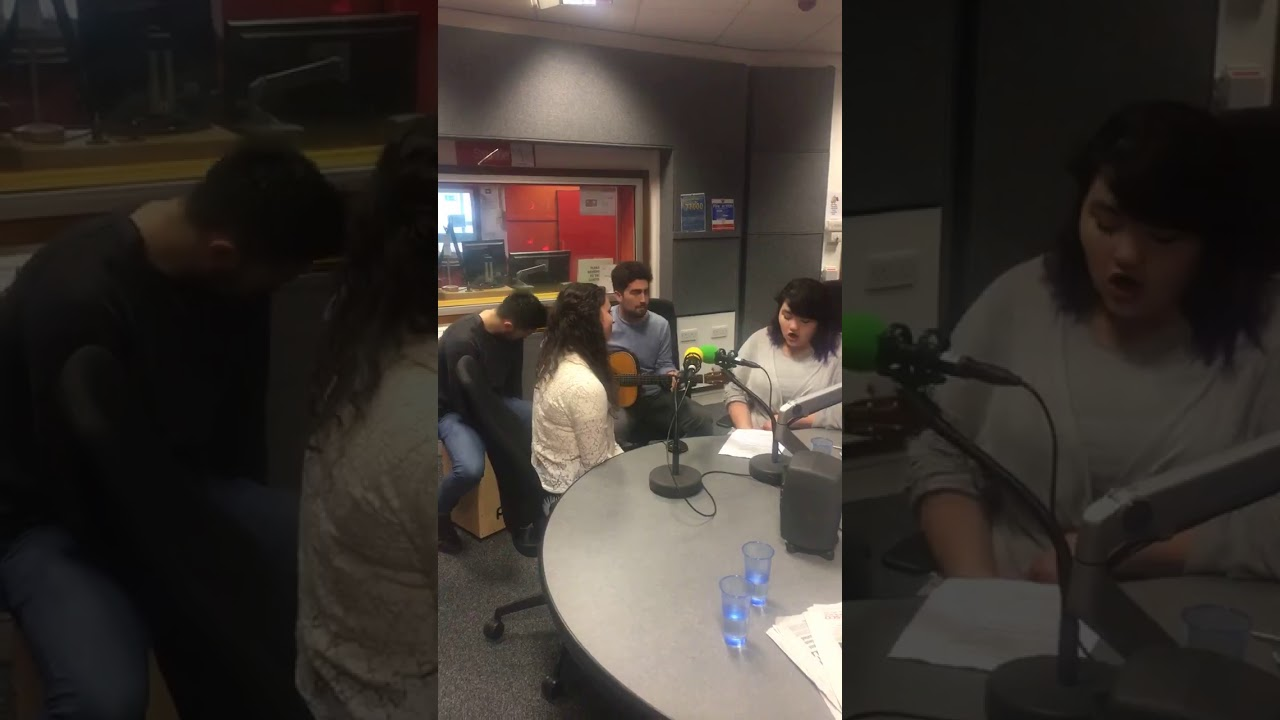 The Cast Of The Secret Garden Perform 39 Hold On 39 Live Bbc Radio Gloucestershire Youtube