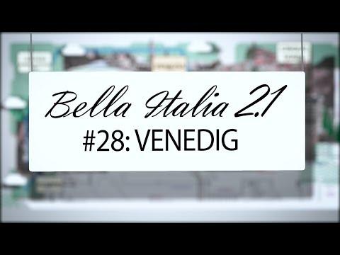 Markusdom, Dogenpalast, Prokuratien - Bella Italia #28: Venedig