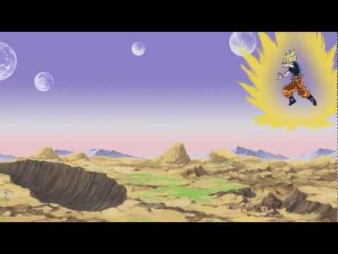 Dragon Ball Ultimate Tenkaichi Cutscenes 11 - è Tornata La Pace! La Fine DI Majin Bu Sub Ita