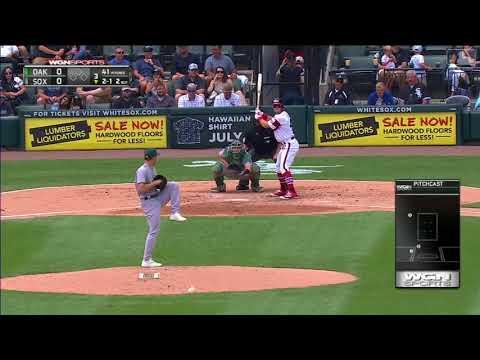Players hitting their first home run 2017