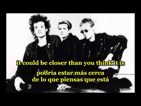 Love And Rockets - It Could Be Sunshine - lyrics - subtitulado español