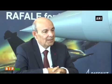 The truth is Rafale deal is a clean deal & Indian Air Force is happy with it : Dassault CEO