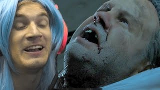 PEOPLE DIE WHEN THEY GET KILLED / Until Dawn / Part 8