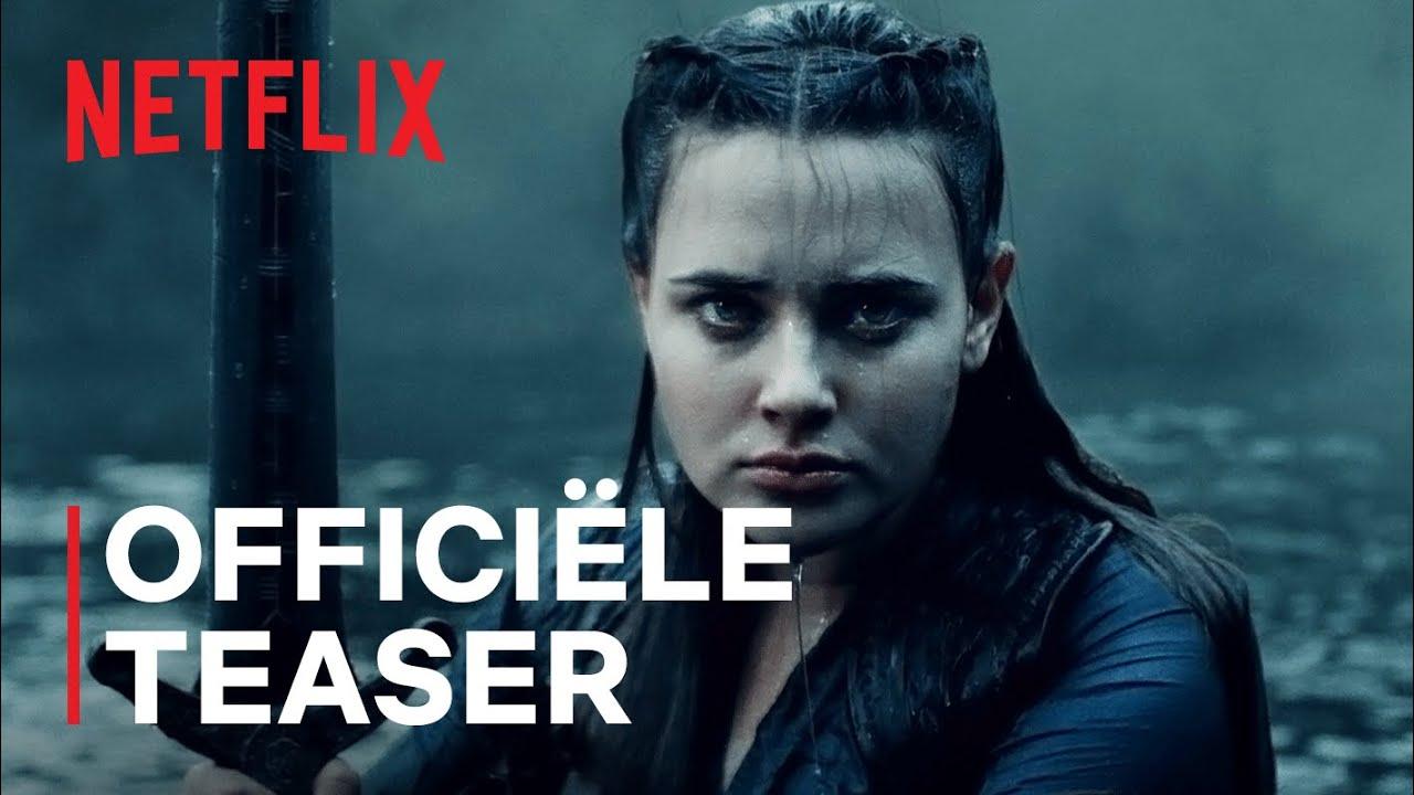 Eerste Cursed teaser op Netflix België