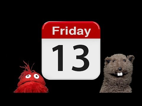 13 Ways To Celebrate Friday The 13th