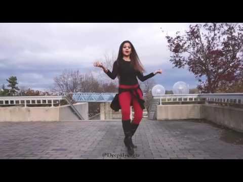 "Pooja Dance With Me "" Cheez Badi Video Song   Dance Video Neha Toshniwal"