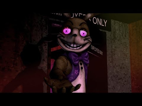 {FNAF/SFM} Glitch-trap Voice By Vapor (a Very Serious Animation)