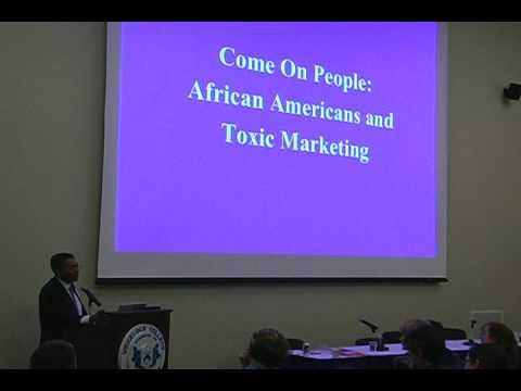 Alvin F. Poussaint - Part 1/4 at CCFC 2008 Summit