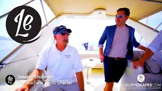 The Duchess Yacht Charter, Los Angeles  |  LUXURY ESCAPES