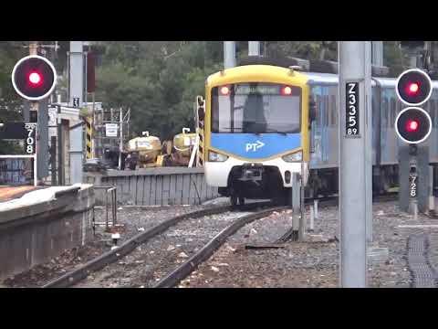 Melbourne Railway Vlog 117: Caulfield