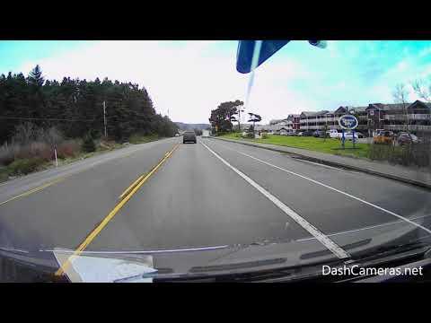 AUTO-VOX M8 Mirror Dash Cam (Sample Video)