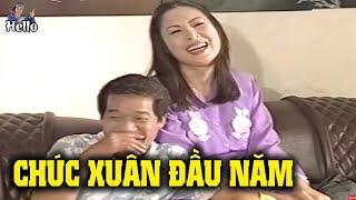 Vợ Chồng Thằng Vô Duyên Đi Chúc Tết - Hài Kịch Hồng Vân, Minh Nhí Hay Nhất