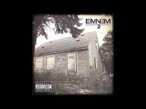 Eminem MMLP2 - Rap God (The Marshall Mathers LP 2)